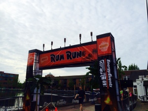 "The 7th Annual ""Rum Run"""