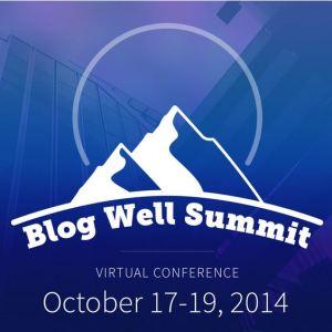 Blog Well Summit Logo