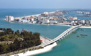 Clearwater, FL. Image courtesy of Google.