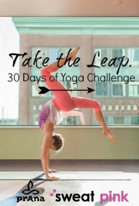 Take the Leap Challenge